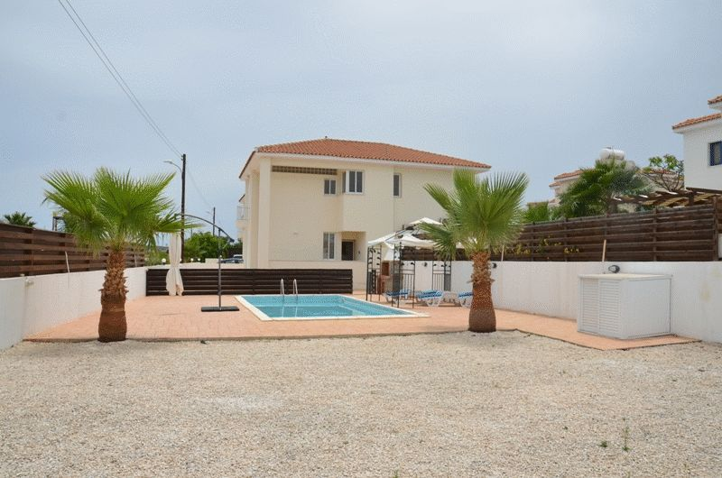 Large 3 Bed Villa Walking Distance to the Beach properties for sale in cyprus