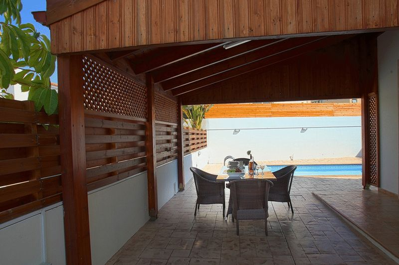 Two Bedroom Villa with Swimming Pool in Pernera properties for sale in cyprus