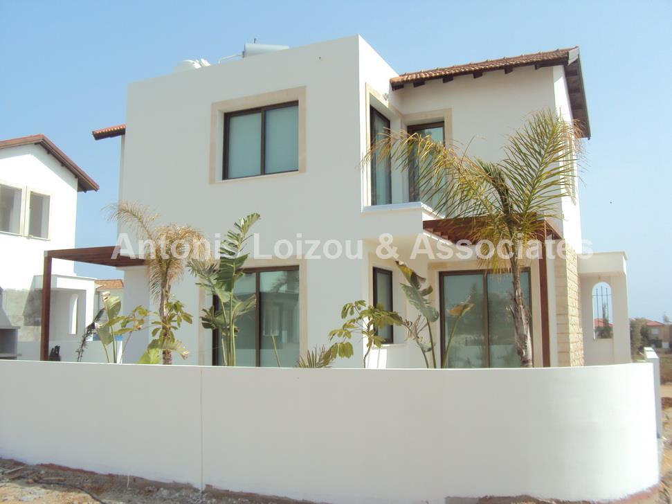 3 Bedroom Modern Architecture House with Pool in Pernera properties for sale in cyprus