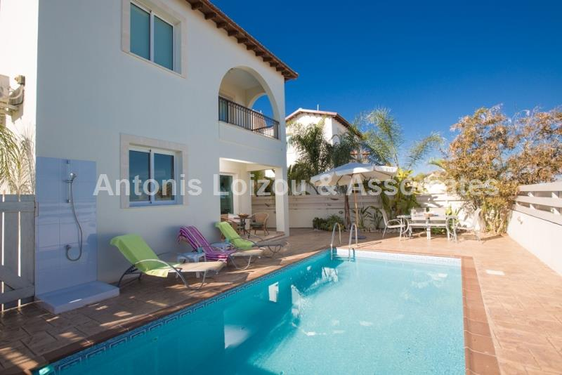 3 Bedroom Villa with Pool in Pernera properties for sale in cyprus