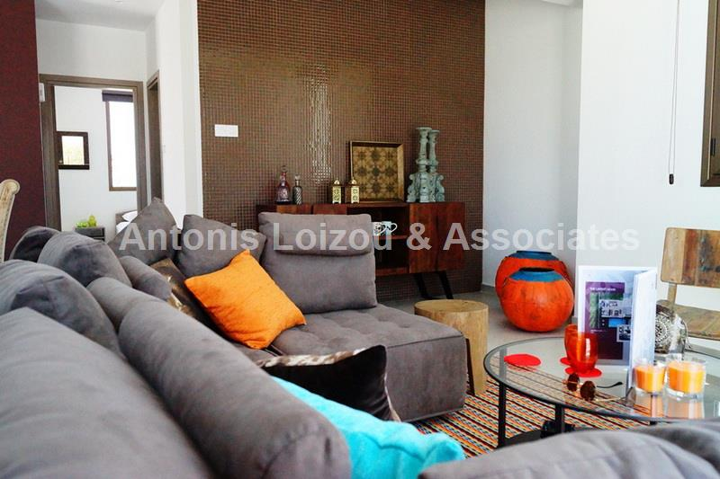 4 Bedroom Modern Architecture  House with Pool in Pernera properties for sale in cyprus