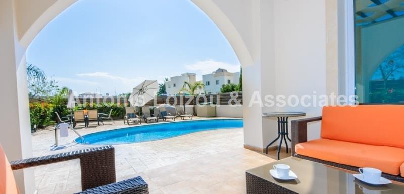 Luxury 2 Bedroom House with Pool in Pernera properties for sale in cyprus