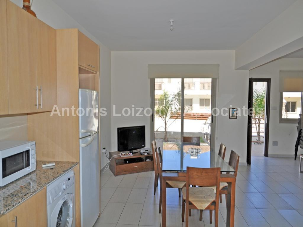 Three Bedroom Semi Detached Villa 150 Meters from the Beach properties for sale in cyprus