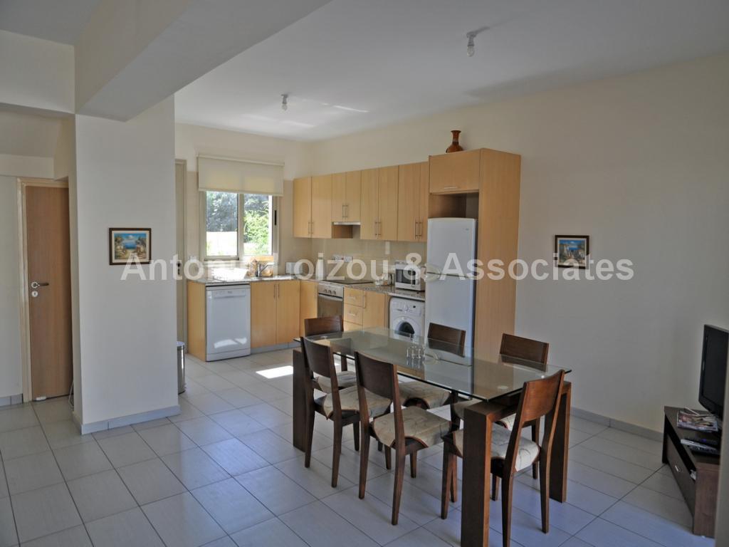 Three Bedroom Semi Detached Villa in Pernera properties for sale in cyprus