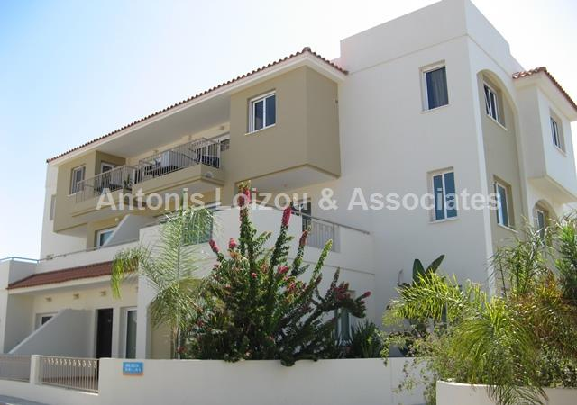 A two Bedroom Luxury Apartment in Pernera