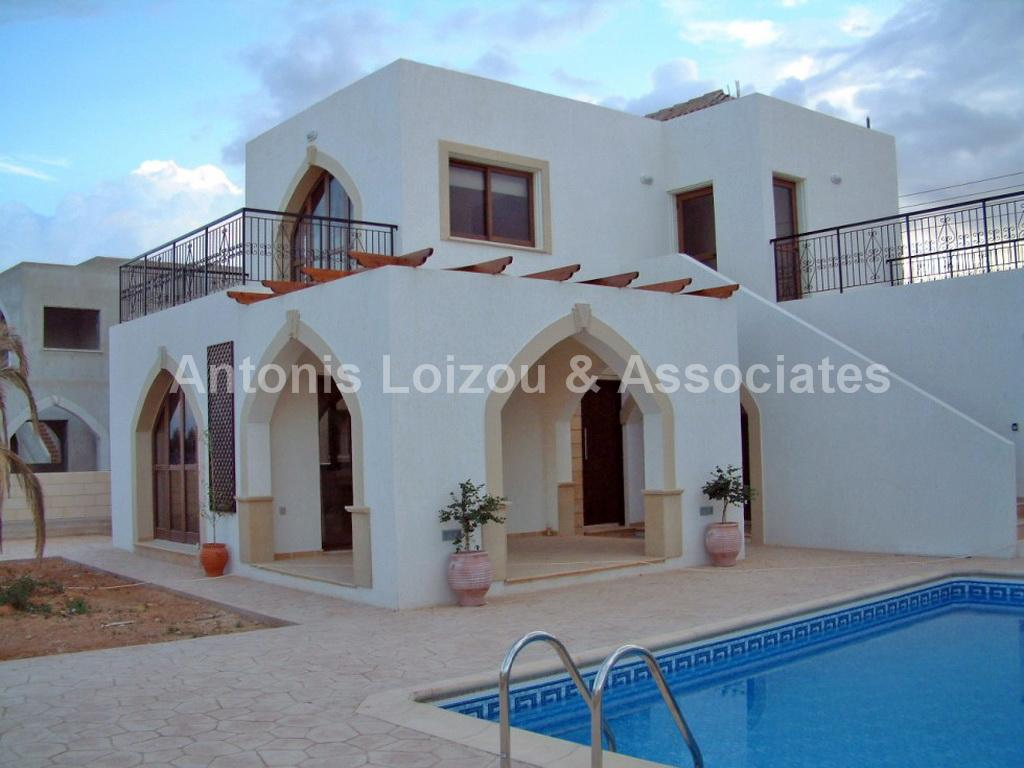 Three bedroom Detached House with Deed in Pernera properties for sale in cyprus