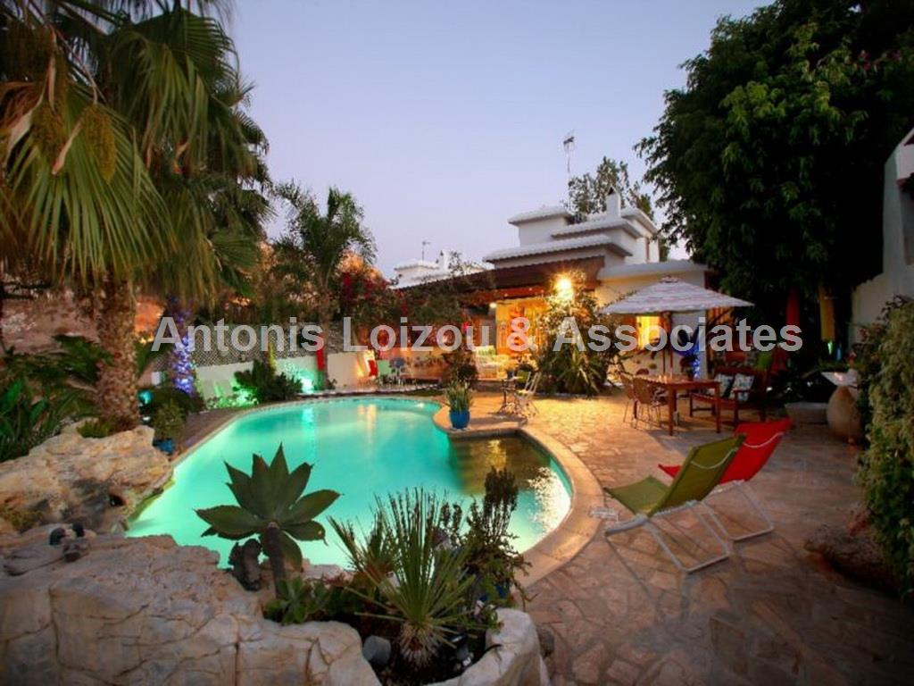 Villa in Famagusta (Profitis Ilias Protaras) for sale