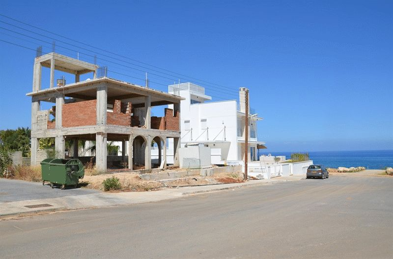 Second Line House with Unobstructed Sea View at Sirena Bay properties for sale in cyprus