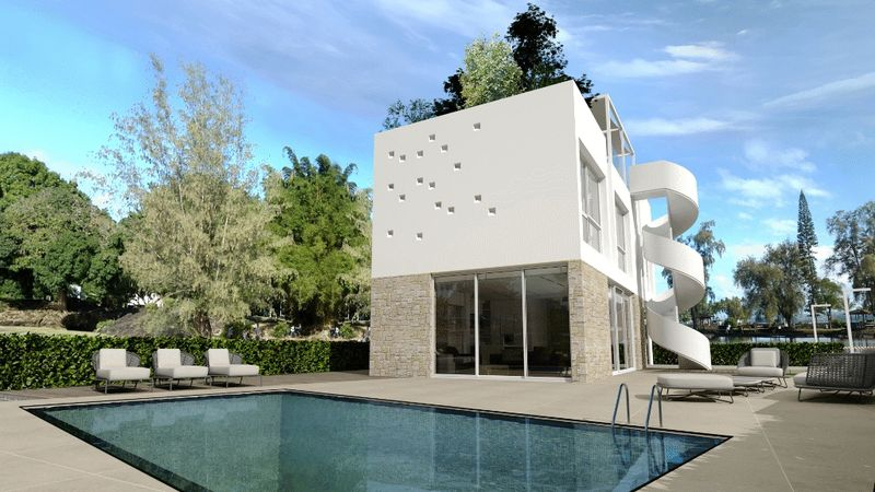 Contemporary 3 Bedroom Villa with Sea Views in the Heart Protaras properties for sale in cyprus
