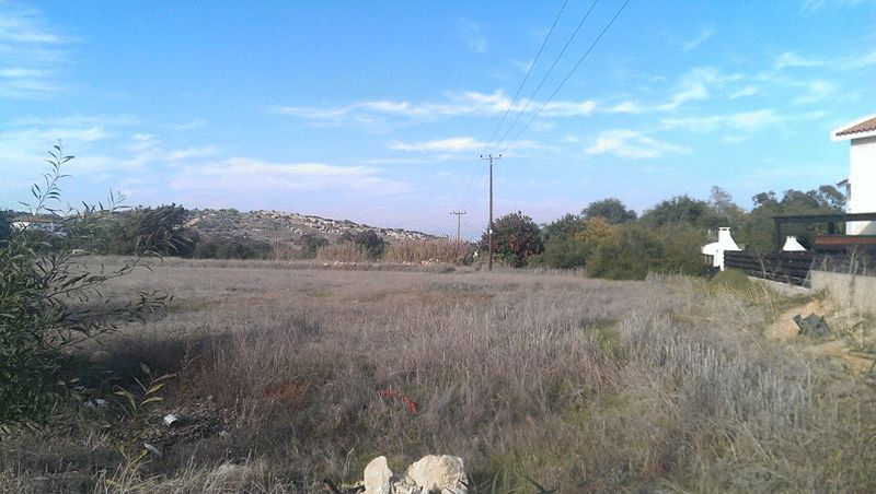 Elevated Land with Sea Views of Lombardi Bay properties for sale in cyprus