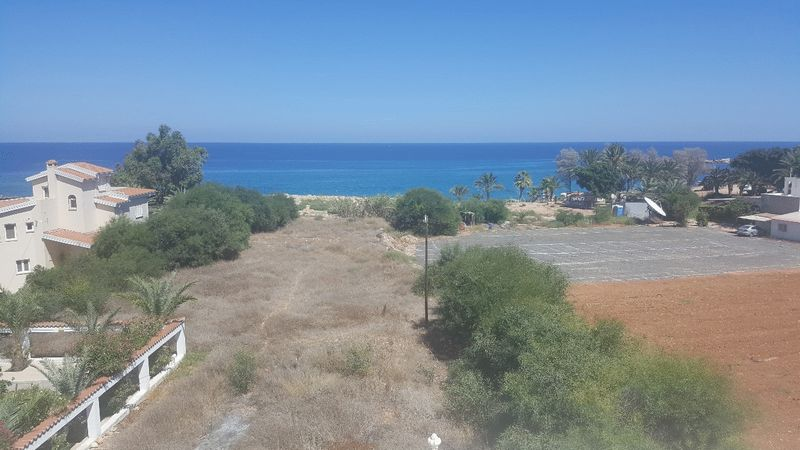 Unique Custom Built House next to Sandy Beach properties for sale in cyprus