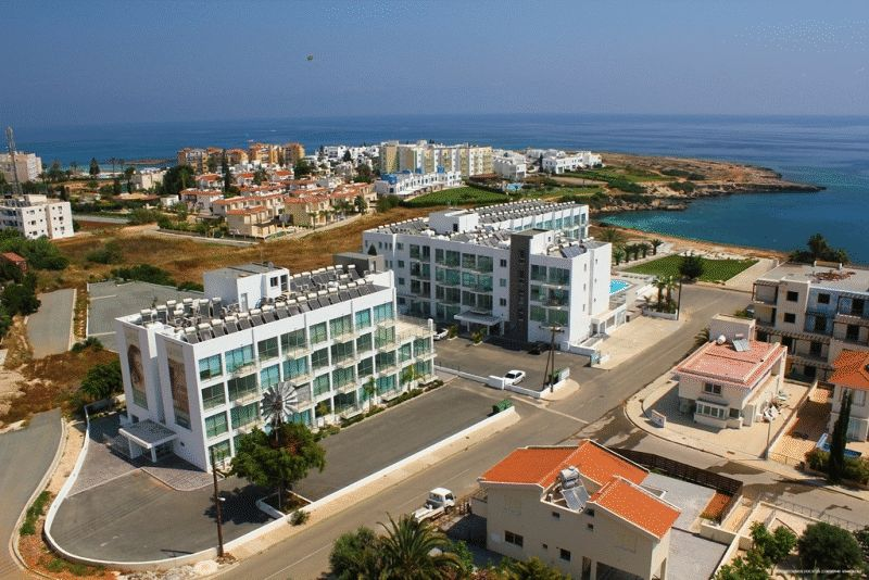 Best Sea Front One Bedroom Apartment near Fig Tree Bay properties for sale in cyprus