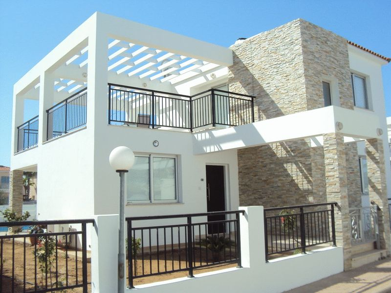 Detached 3 Bedroom Villa with Private Pool in Protaras properties for sale in cyprus