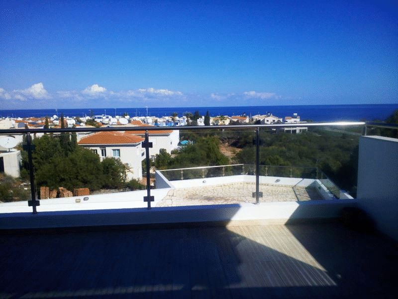 Detached Villa with Unobstructed Sea Views in Cape Greco properties for sale in cyprus