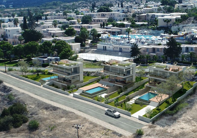 Exclusive 4 Bedroom Villa in the Hills Of Saint Elias in Protaras properties for sale in cyprus