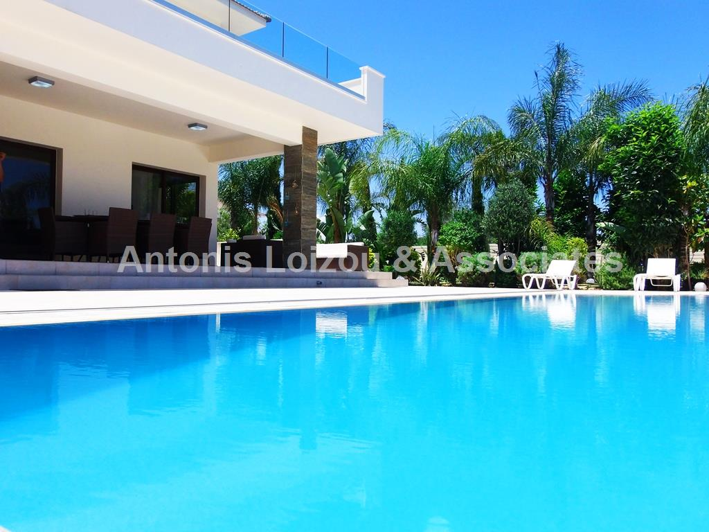 Four Bedroom Detached Villa in  Konnos Cape Greco properties for sale in cyprus