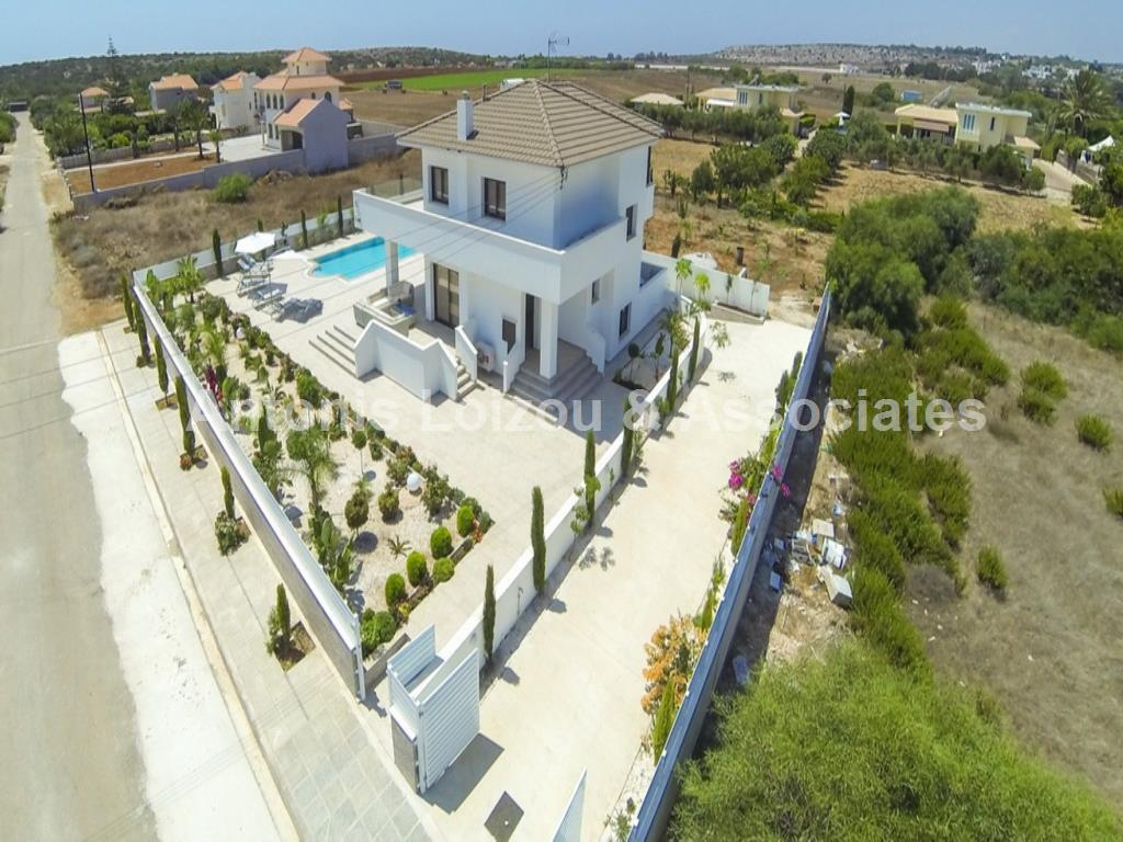 Four Bedroom Detached villa in Konnos properties for sale in cyprus