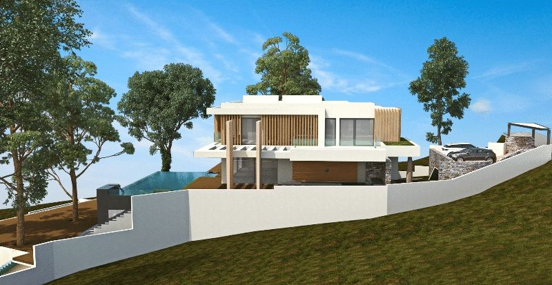 Four Bedroom Elite Mansion in Cape Greco with Sea View properties for sale in cyprus
