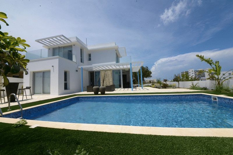 Four Bedroom Modern Villa with Sea View In Cape Greco properties for sale in cyprus