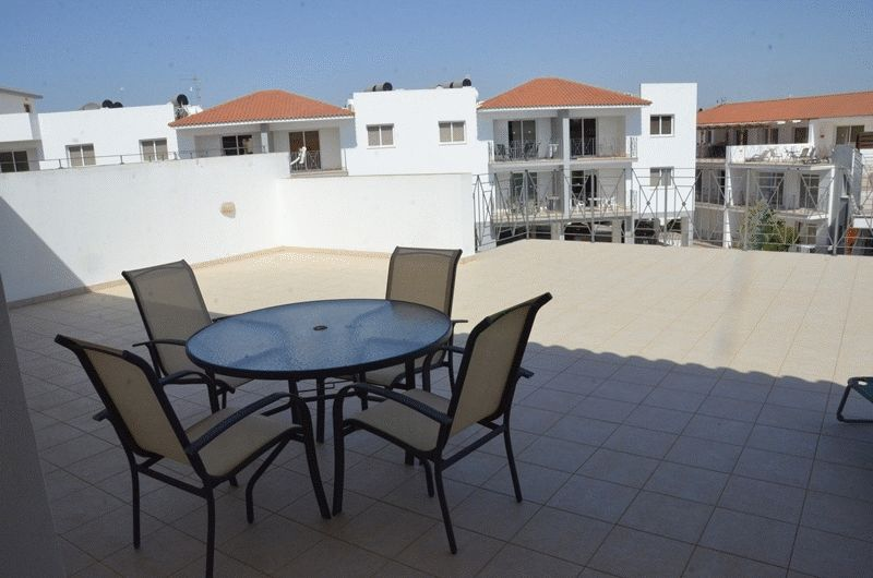 Penthouse Apartment with large Balcony properties for sale in cyprus