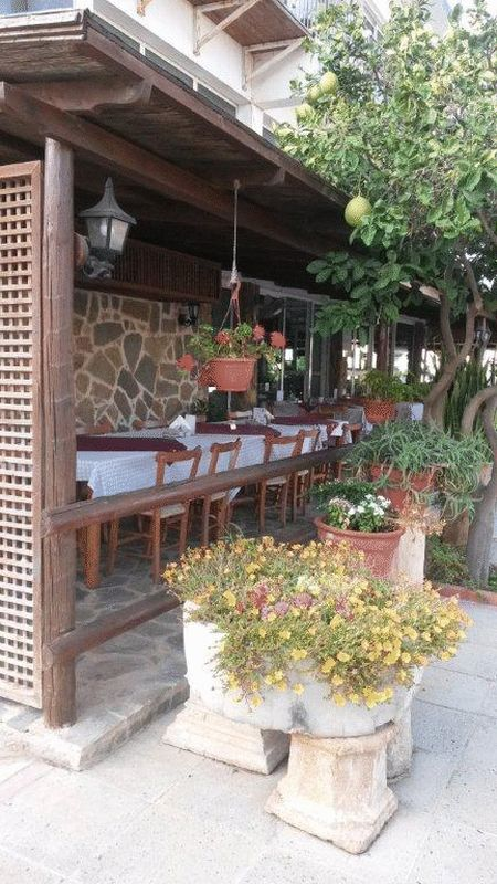 Restaurant & 2 Apartments for Sale at Malama Sandy Beach properties for sale in cyprus