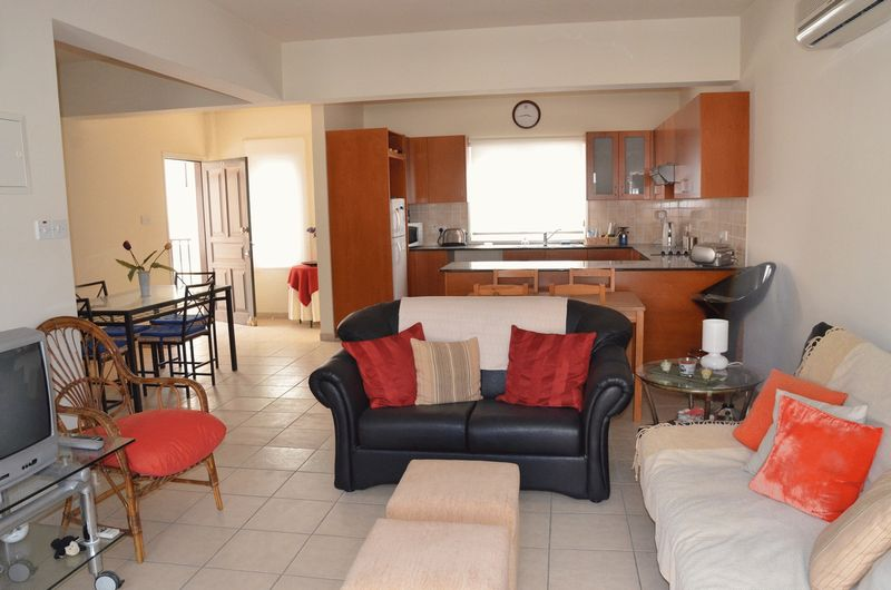 Spacious 2 Bed Apartment with Title Deeds properties for sale in cyprus