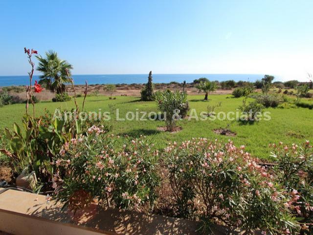 Three Bedroom Detached Beachfront Villa in Cape Greco properties for sale in cyprus