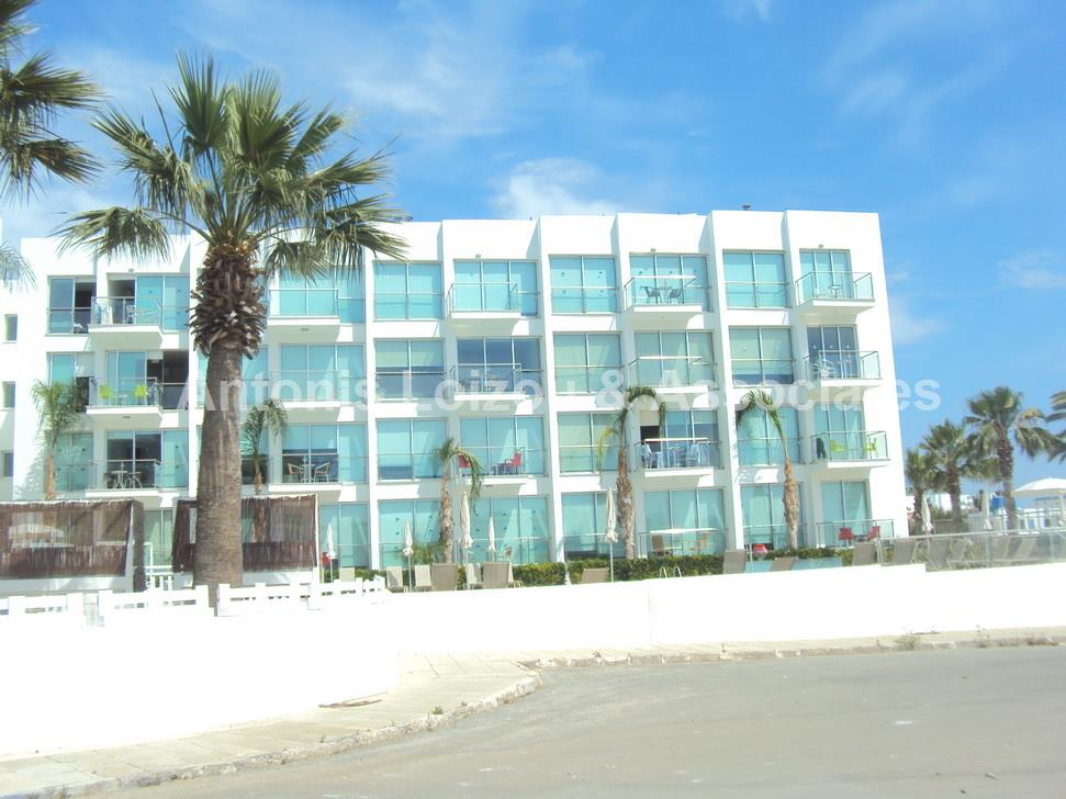 1 Bedroom Sea Front Apartment in Spa Resort properties for sale in cyprus