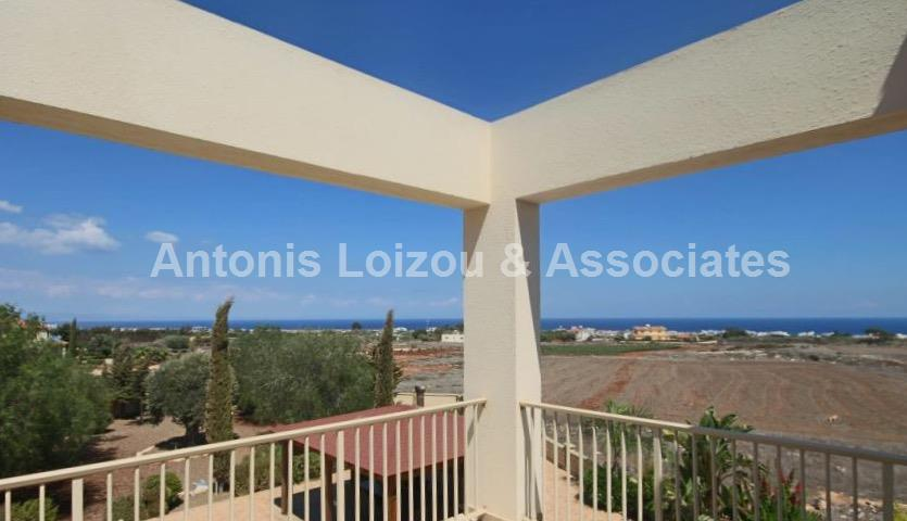 4 Bedroom Villa with Sea views in Protaras properties for sale in cyprus