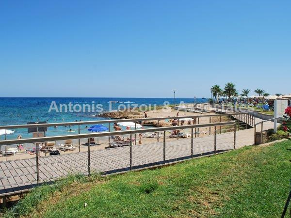 A two Bedroom Beach Front Luxury Apartment in Protaras properties for sale in cyprus