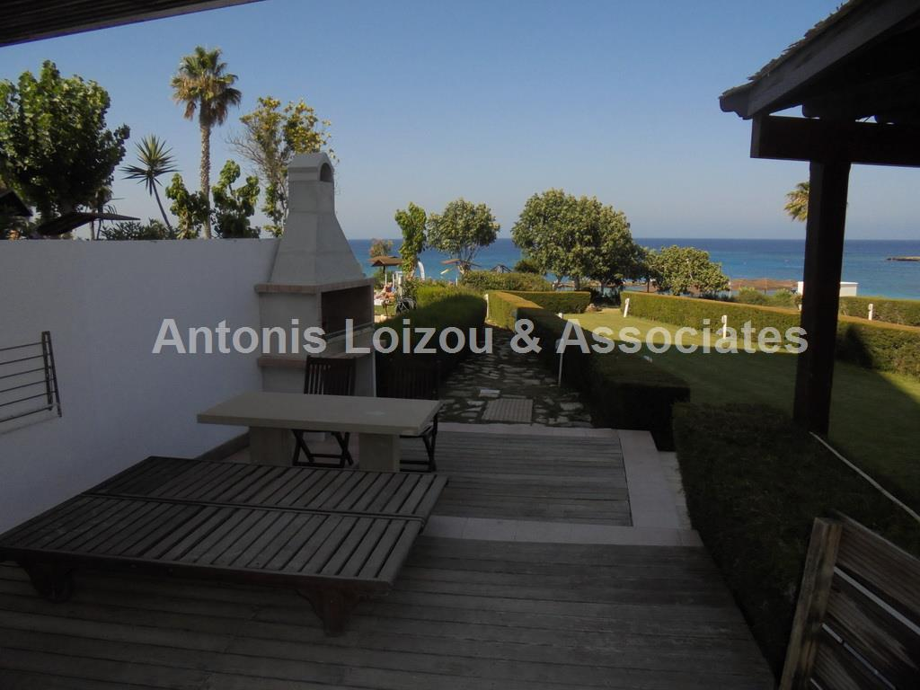 Four Bedroom Beachfront  Villa in Protaras with Pool properties for sale in cyprus
