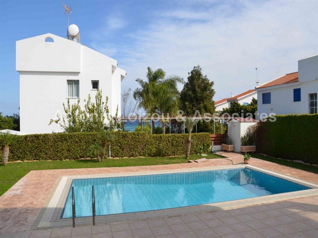 Four Bedroom Detached Villa 150 from the Beach properties for sale in cyprus
