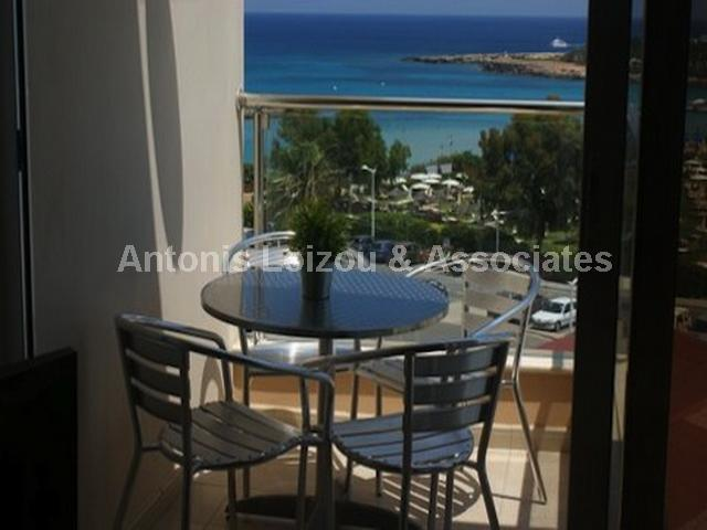 Two Bedroom Beachfront Apartment properties for sale in cyprus