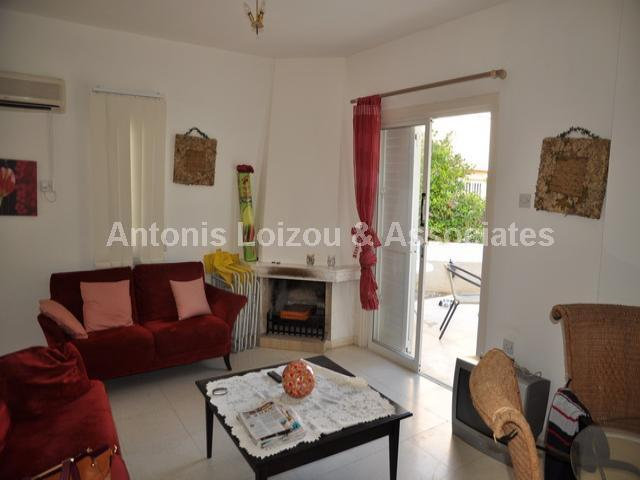 Two Bedroom Detached House with Title Deed in Cape Greco properties for sale in cyprus