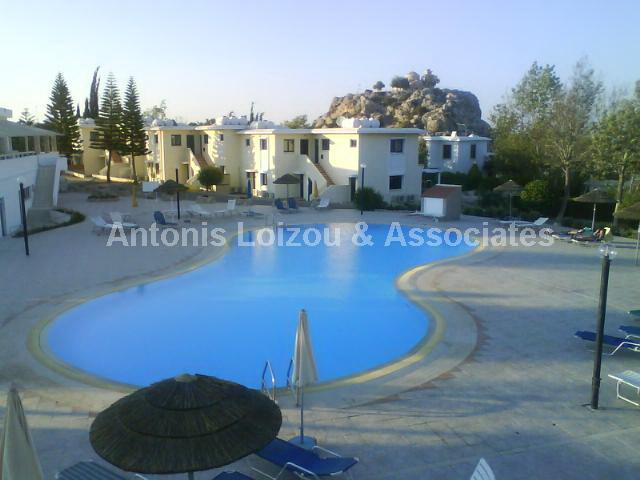One Bedroom Ground Floor Apartment with Communal Pool properties for sale in cyprus
