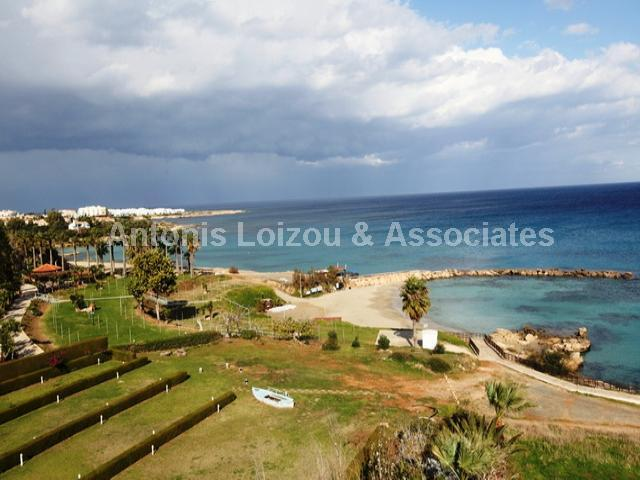 One Bedroom Beach Front Apartment  properties for sale in cyprus