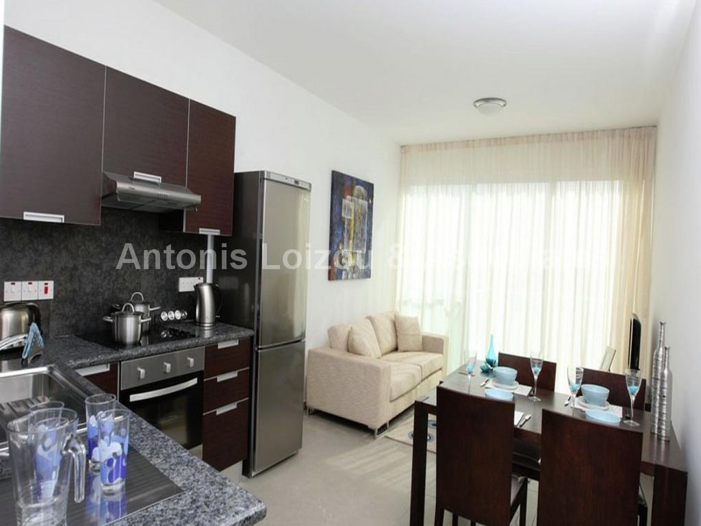 One Bedroom  Beach Front Apartment with Communal Pool properties for sale in cyprus