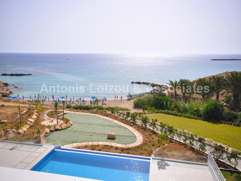 Luxurious Five Bedroom Beach Front Villas with Unobstructed Sea  properties for sale in cyprus