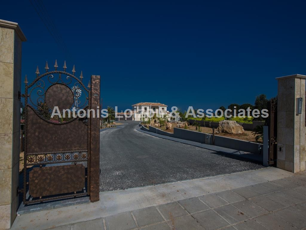 Luxury Custom Built Villa with Sea Views properties for sale in cyprus