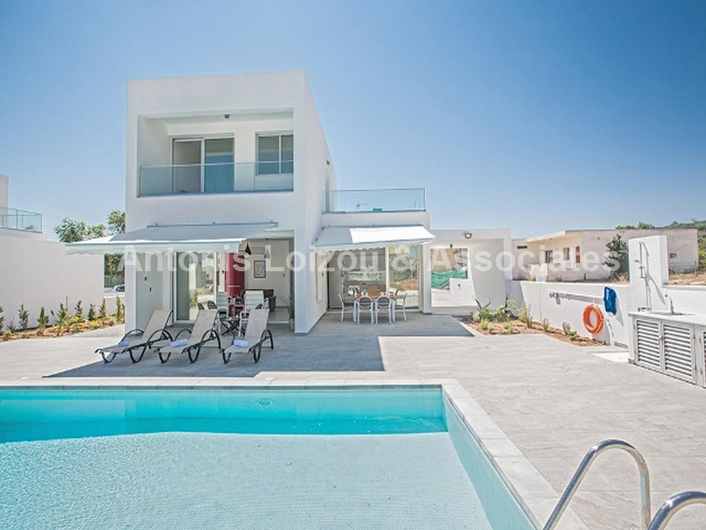 Five Bedroom House with Swimming Pool in Protaras properties for sale in cyprus