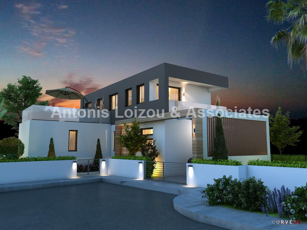 Five Bedroom Detached House in Kapparis properties for sale in cyprus