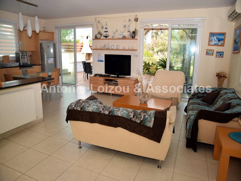 Five Bedroom Detached Beach Front Villa in Protaras properties for sale in cyprus