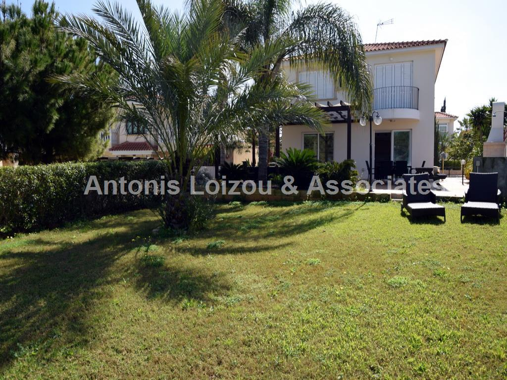 Five Bedroom Detached Beach Front Villa in Protaras properties for sale in cyprus