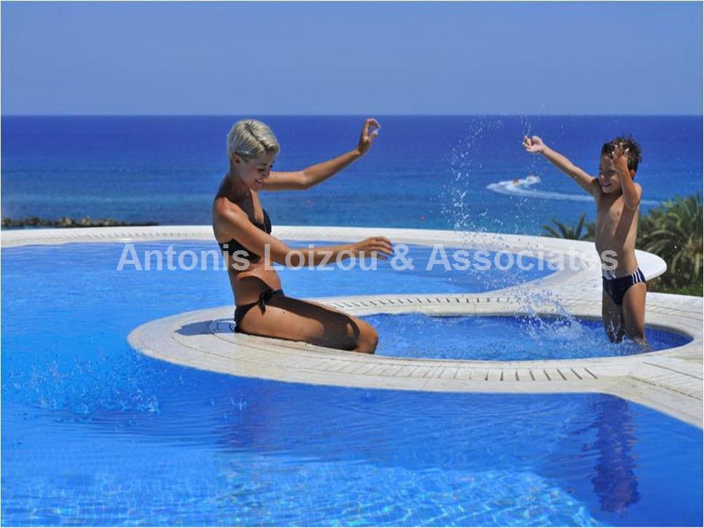 Five Bedroom Detached Seafront Villa with Infinity Swimming Pool properties for sale in cyprus