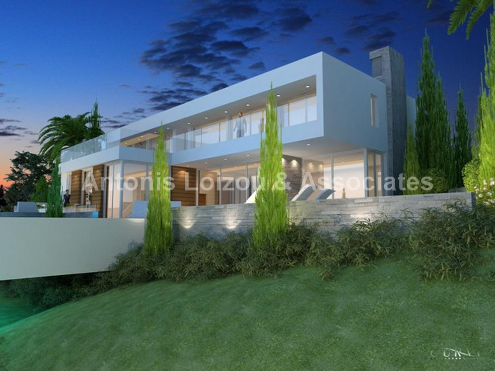 Five Bedroom Detached Villa with Sea Views properties for sale in cyprus
