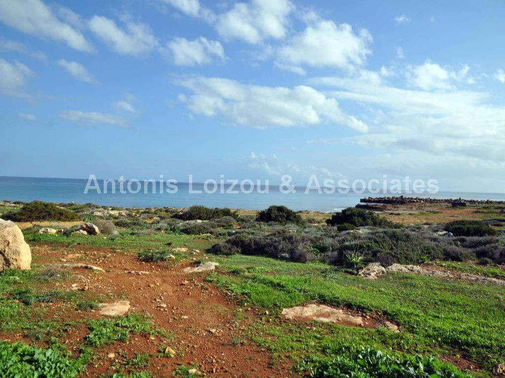 BEACH FRONT PLOT OF LAND properties for sale in cyprus