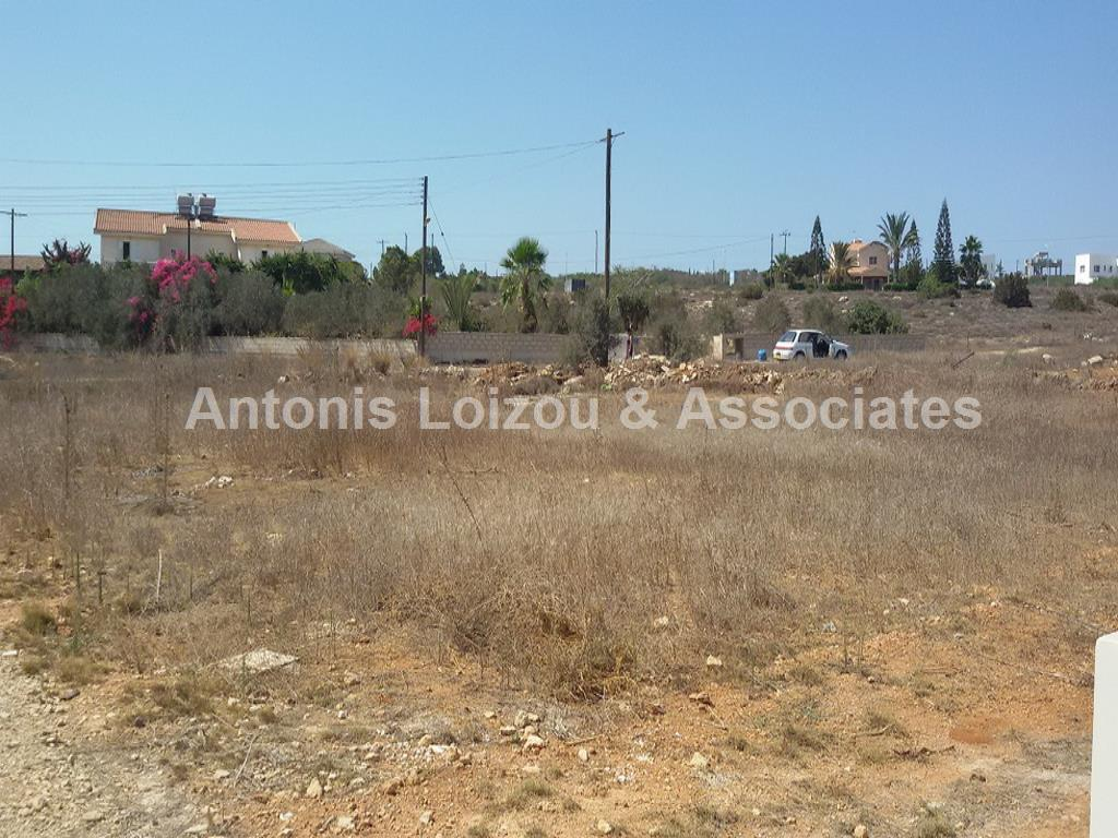 Residential Land in Pernera properties for sale in cyprus