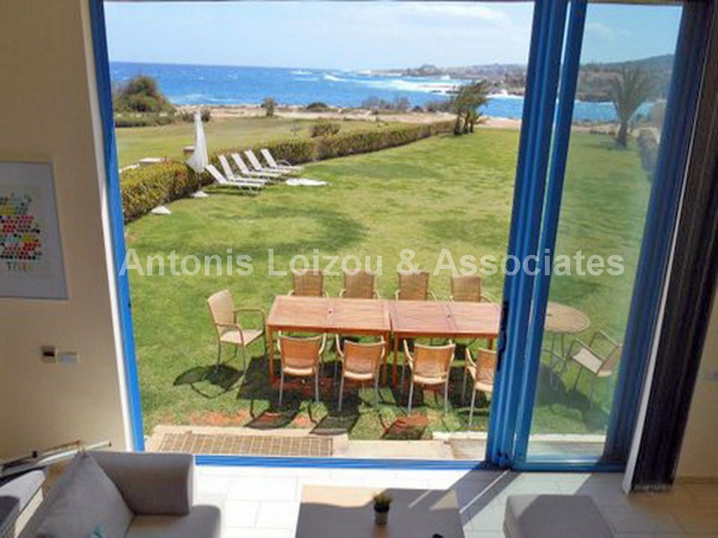 Six Bedroom Seafront Villa with Title Deed properties for sale in cyprus
