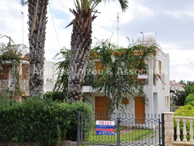 Three Bedroom House with Title Deed properties for sale in cyprus