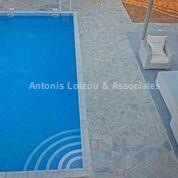 Three Bedroom modern architecture House in Protaras properties for sale in cyprus